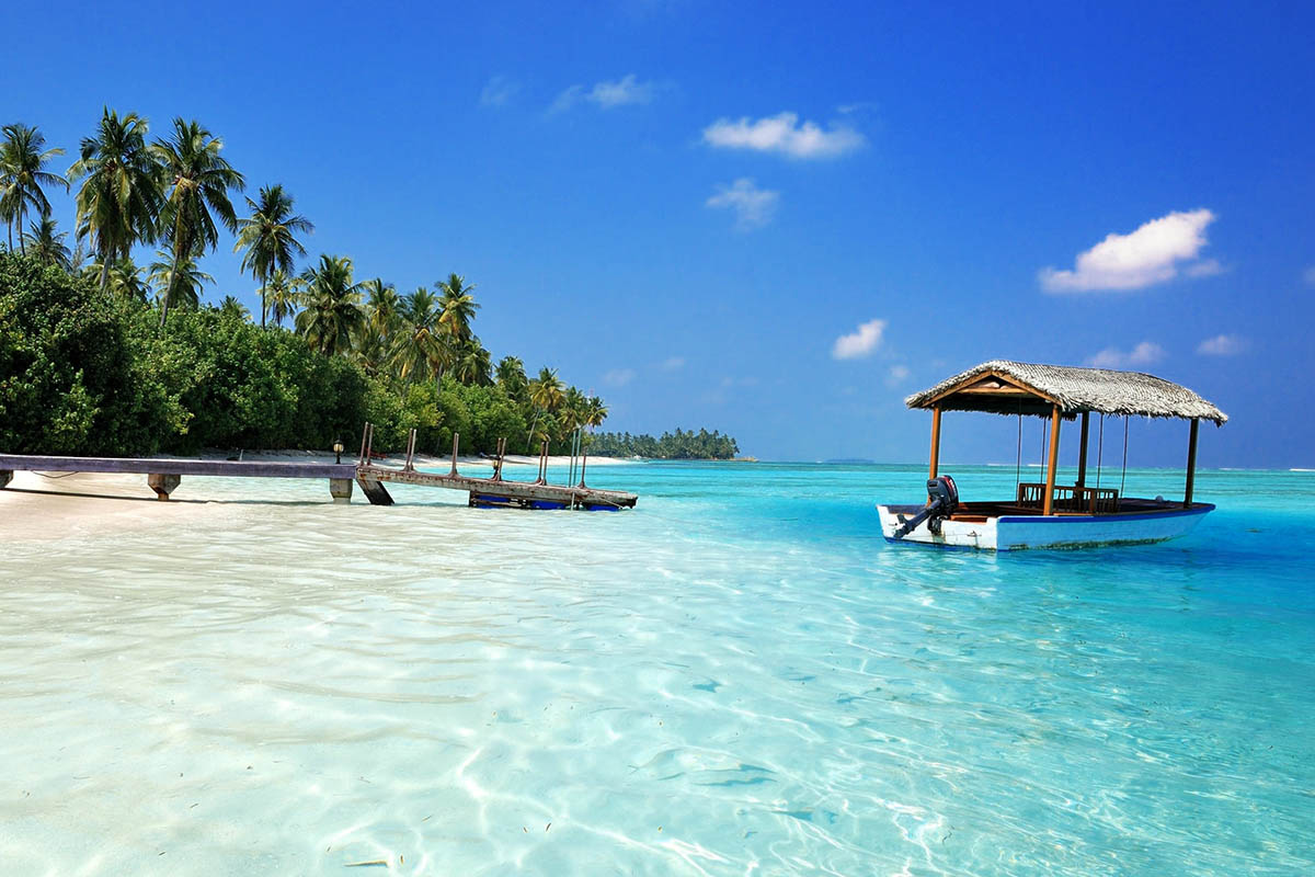 Indian Islands and Maldives