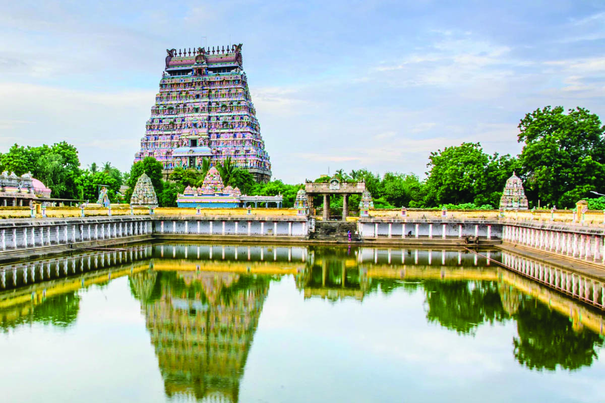 Temples and Backwaters Economy